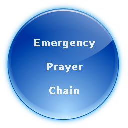 Emergency Prayer Chain button